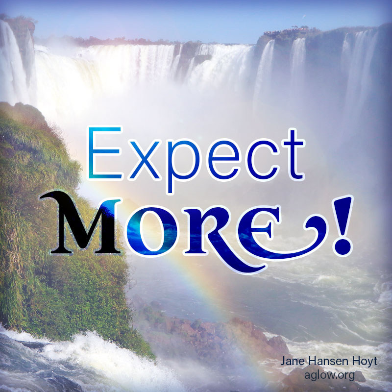 Expect More!