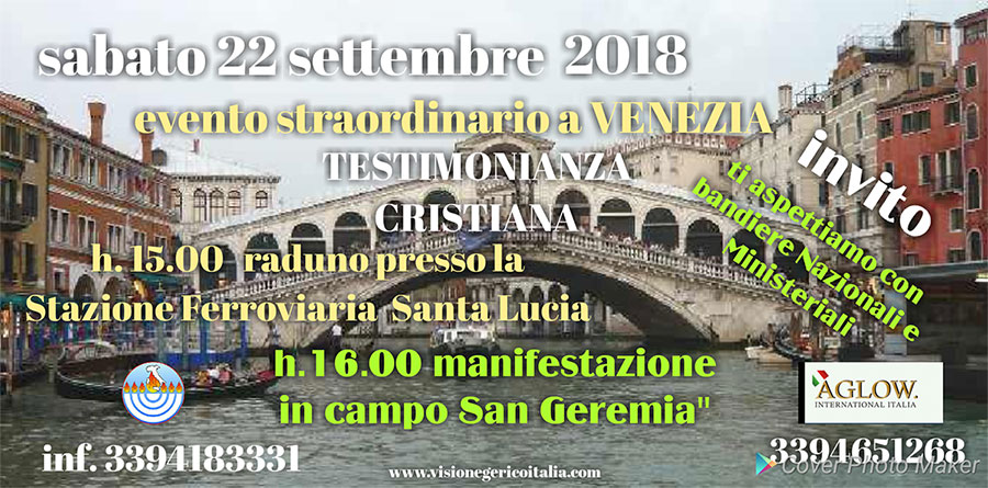 2018 Verona March for Jesus