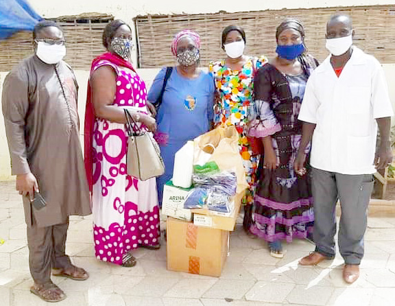 Aglow Senegal/West Africa Receives Blessing