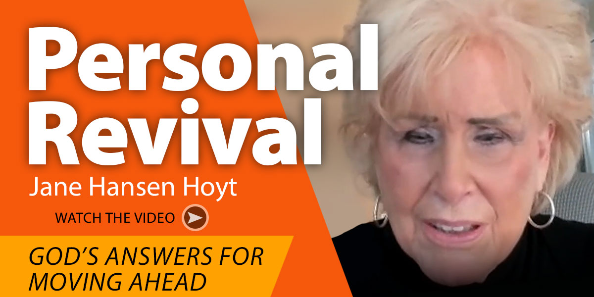 Wednesday Release - Personal Revival