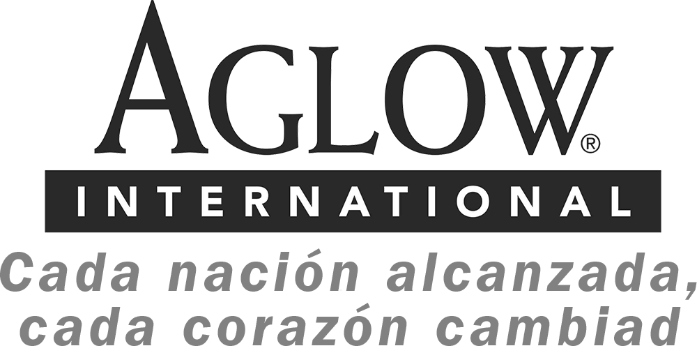 Aglow logo sp bw 72