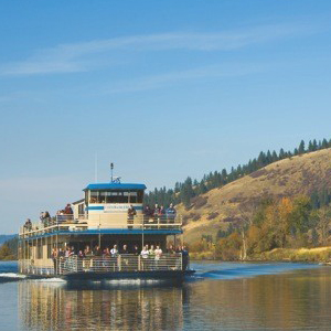 Private Cruise on Lake Coeur d'Alene