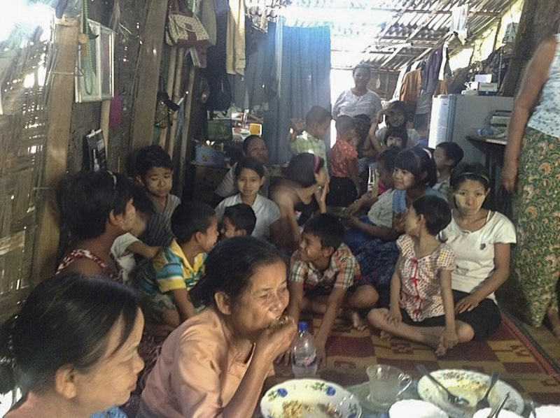 Myanmar Transformation Outreach